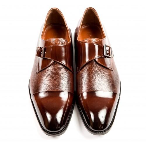 Pantofi maro DON Hector