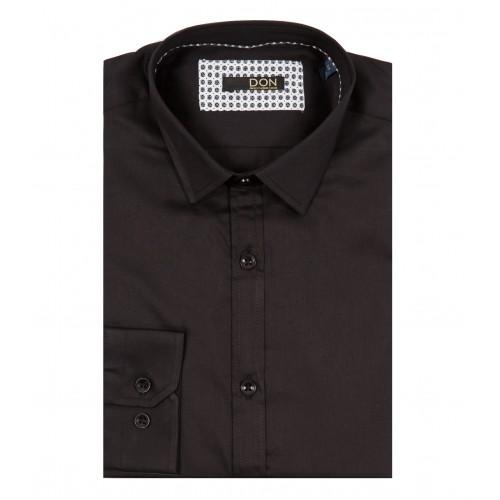 Camasa neagra DON Superior Cut