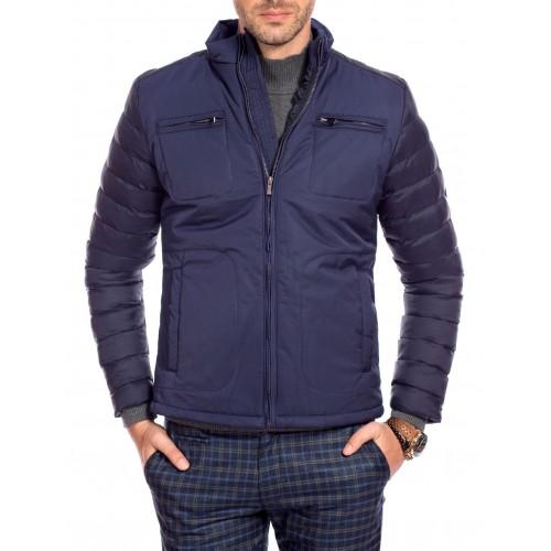 Geaca bleumarin DON Cold Wear