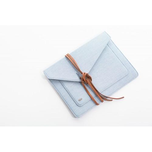 Geanta tableta bleu Don Urban Cool