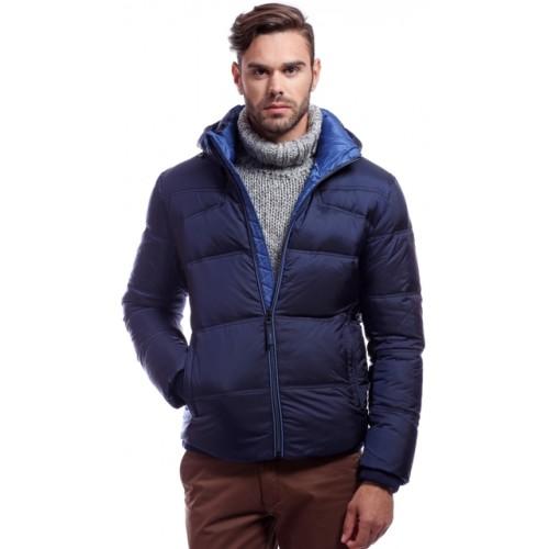 Geaca albastra DON Exclusive Wear