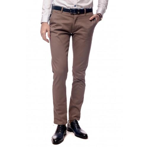 Pantaloni bej DON Premium Cut
