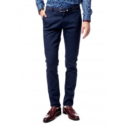 Pantaloni bleumarin DON Premium Cut