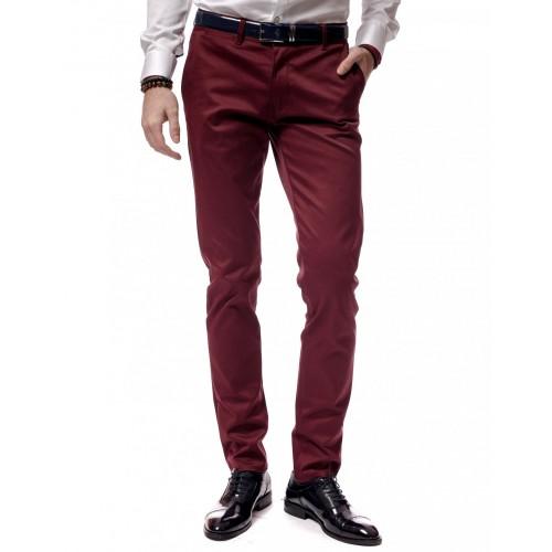 Pantaloni grena DON Cavalier