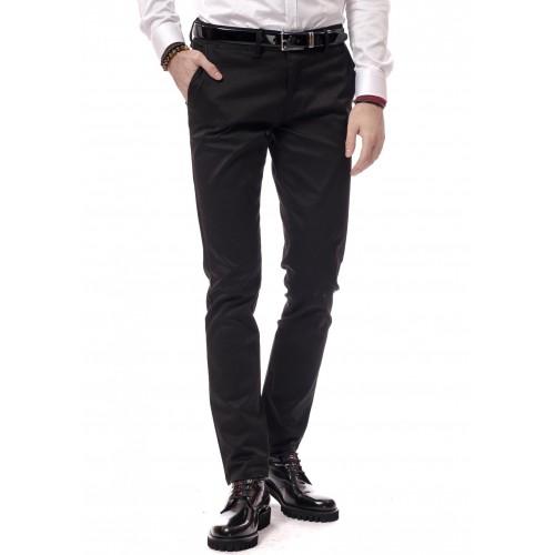 Pantaloni negri DON Cavalier