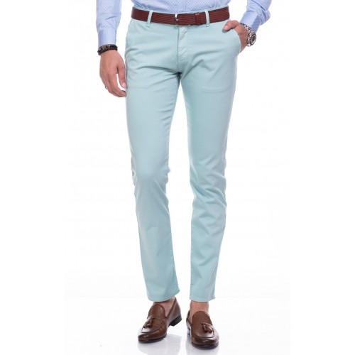 Pantaloni bleu DON Casual Look