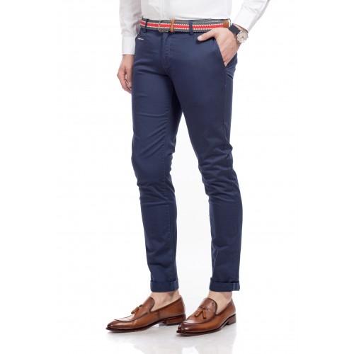 Pantaloni bleumarin DON Cool Vibes