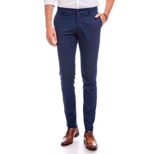 Pantaloni bleumarin DON Nancio