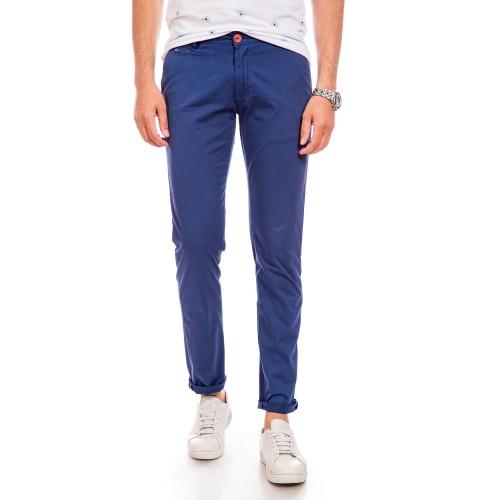 Pantaloni bleumarin DON Nico