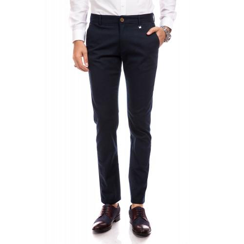 Pantaloni bleumarin DON Patrick