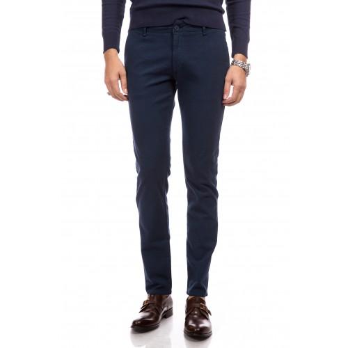 Pantaloni bleumarin DON Roberto