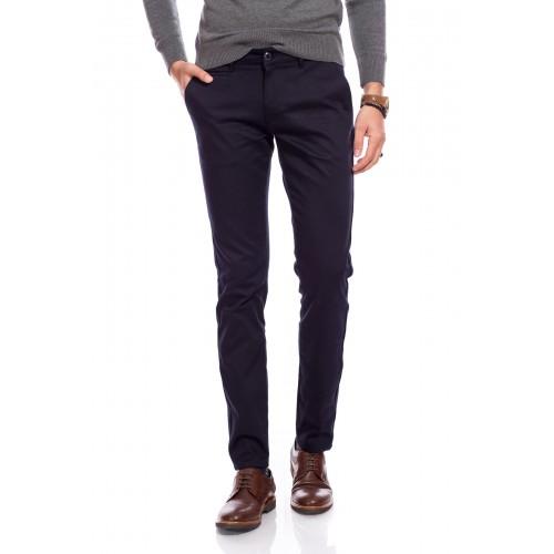 Pantaloni bleumarin inchis DON Vicente