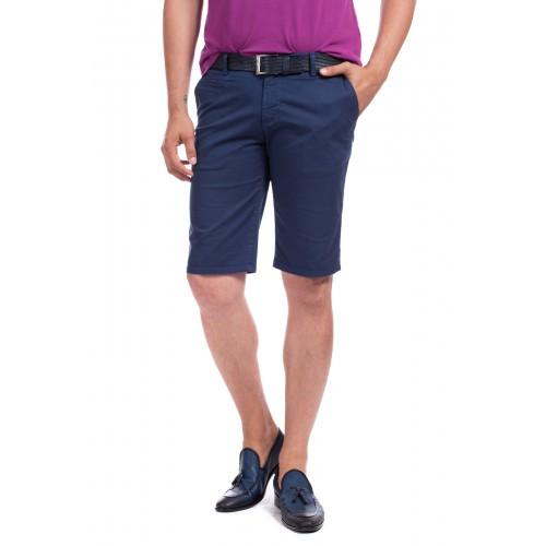 Pantaloni scurti bleumarin DON Summer Time