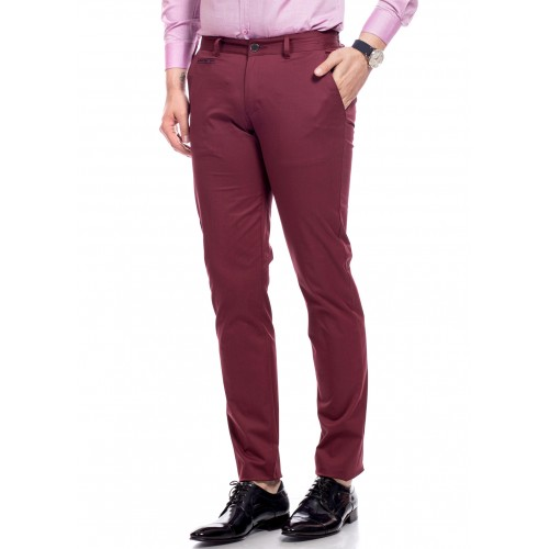 Pantaloni grena DON City Wear