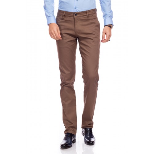 Pantaloni maro DON James