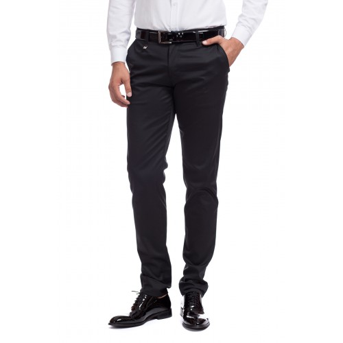 Pantaloni negri DON Smart Choice