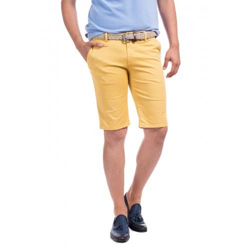 Pantaloni scurti galbeni DON Summer Time