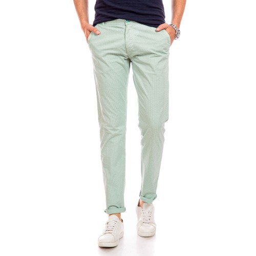 Pantaloni verde menta DON South Boy
