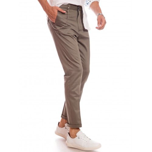 Pantaloni verzi DON Charles