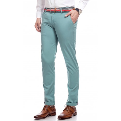 Pantaloni verzi DON Ideal Choice