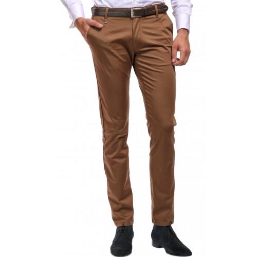 Pantaloni bej DON Elegant Look