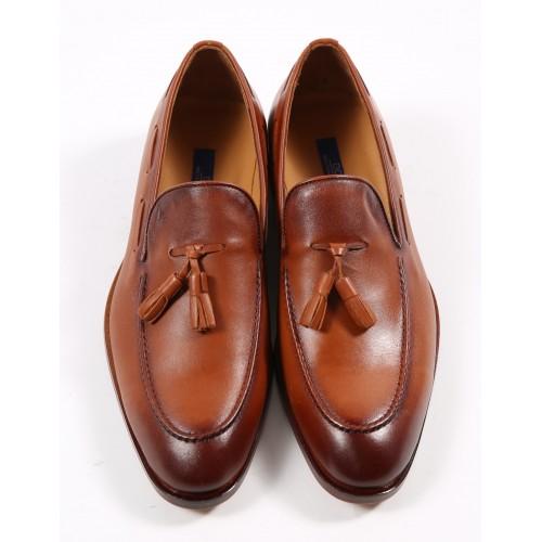 Pantofi maro deschis DON Dominic