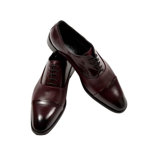 Pantofi grena DON Jefferson