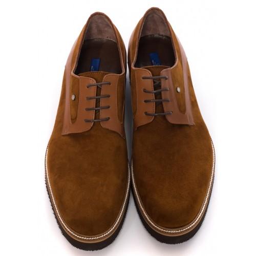 Pantofi maro DON Calvin