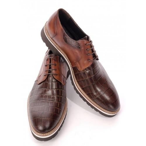 Pantofi maro DON Renzo