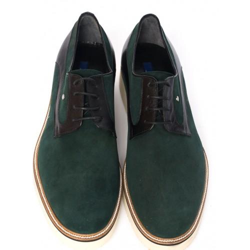 Pantofi verzi DON Calvin