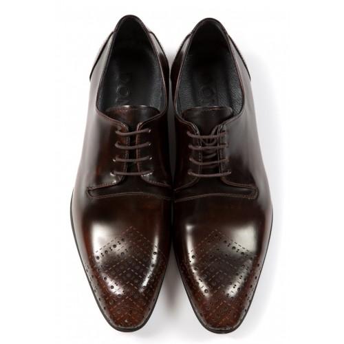 Pantofi maro DON Cesare