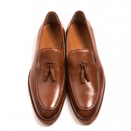 Pantofi maro DON Nicholas