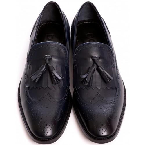 Pantofi bleumarin DON Mauro