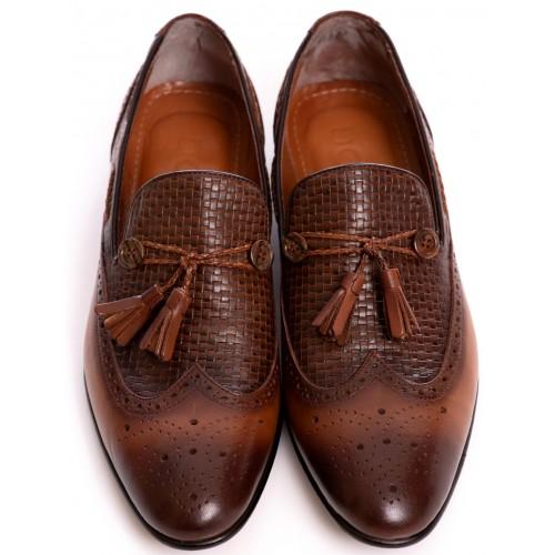 Pantofi maro DON Siro