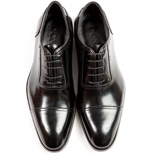 Pantofi negri DON Nabucco