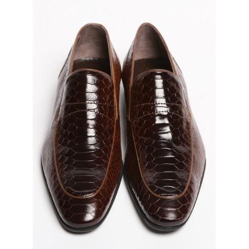 Pantofi maro DON Vincenzo