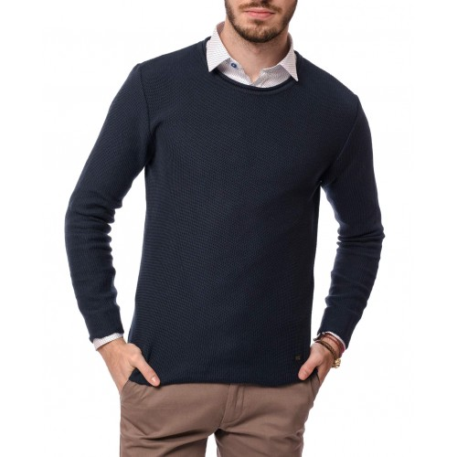 Pulover bleumarin DON Urban wear