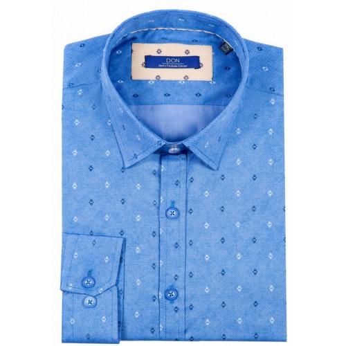 Camasa albastra DON Star Style