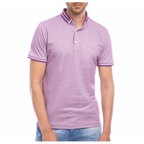 Tricou Polo mov Richie
