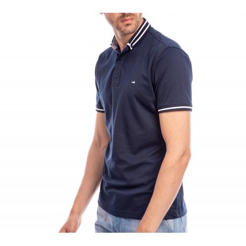 Tricou Polo bleumarin Richie