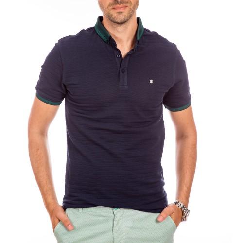 Tricou Polo bleumarin Salem