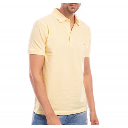 Tricou Polo galben Freddie