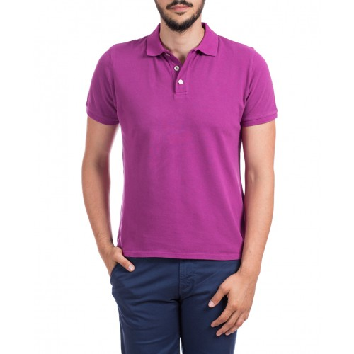 Tricou Polo mov DON Summer Breeze
