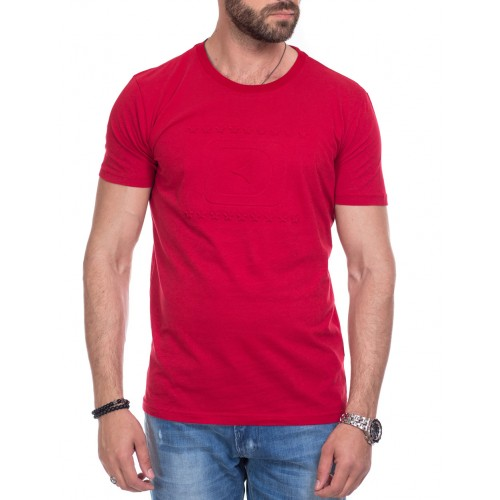 Tricou rosu DON Vibrant Feeling