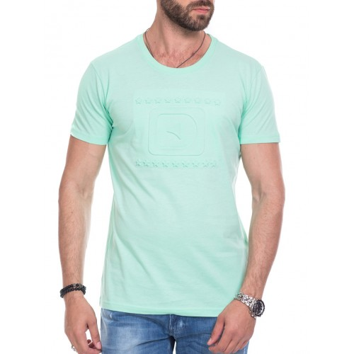 Tricou verde DON Vibrant Feeling