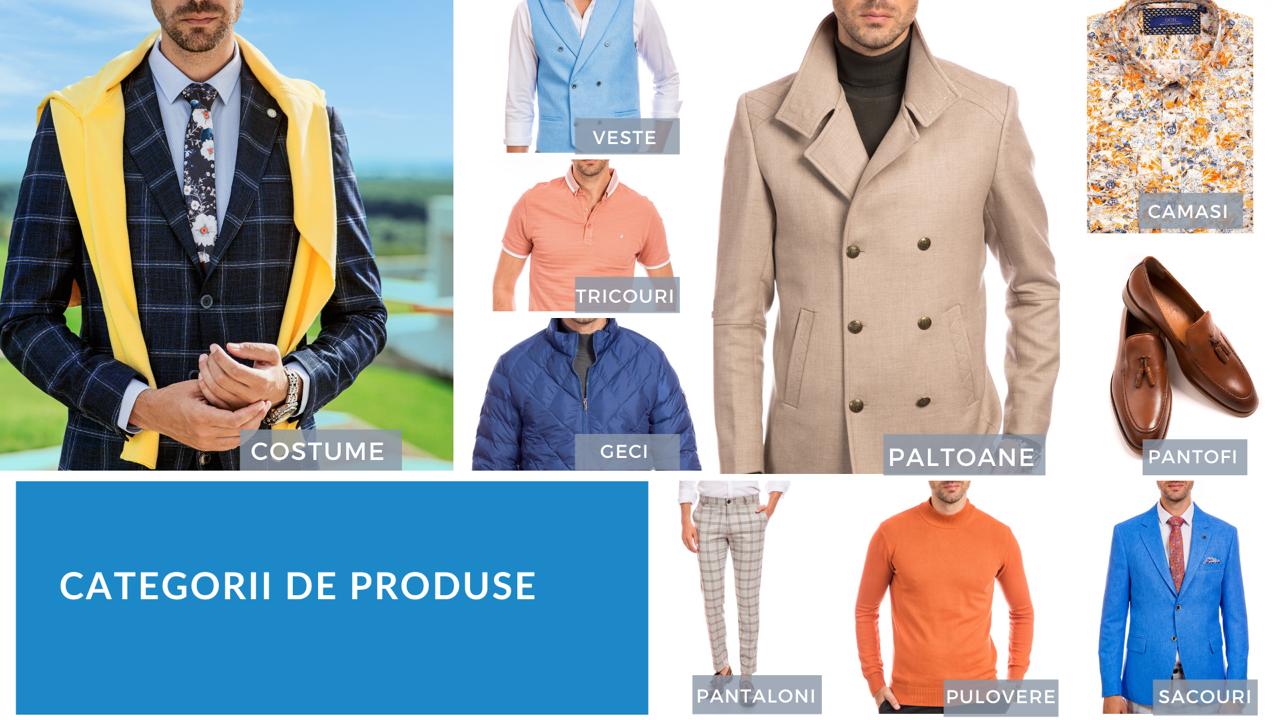 Vanzari haine barbati engros la preturi de producator